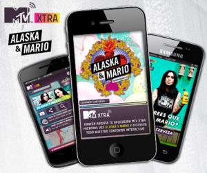 Sigue el estreno de la tercera temporada de Alaska & Mario con la nueva aplicación del programa