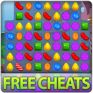 Candy Crush Saga Cheats Tips