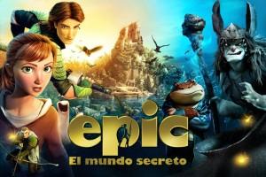 """El juego oficial de """"Epic: El mundo secreto"""" ya está disponible para iPhone, iPad y Android"""