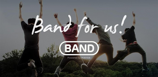 Aterriza en España Line Band, la red social privada de Line para grupos de usuarios