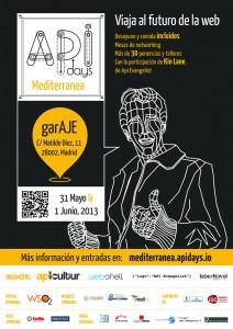 Regalamos dos entradas para APIdays, el primer encuentro internacional sobre APIs de España