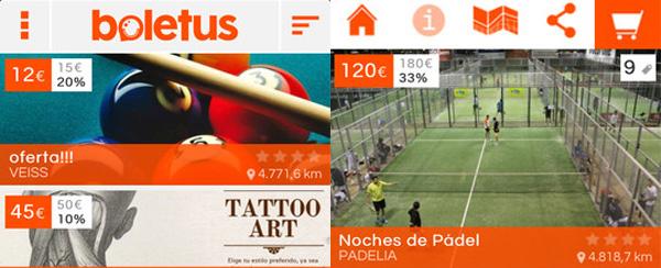 Los inversores premian a Boletus, una app para recibir ofertas cercanas a tu ubicación