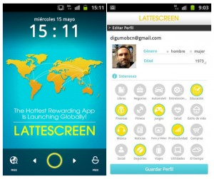 lattescreen-android-app