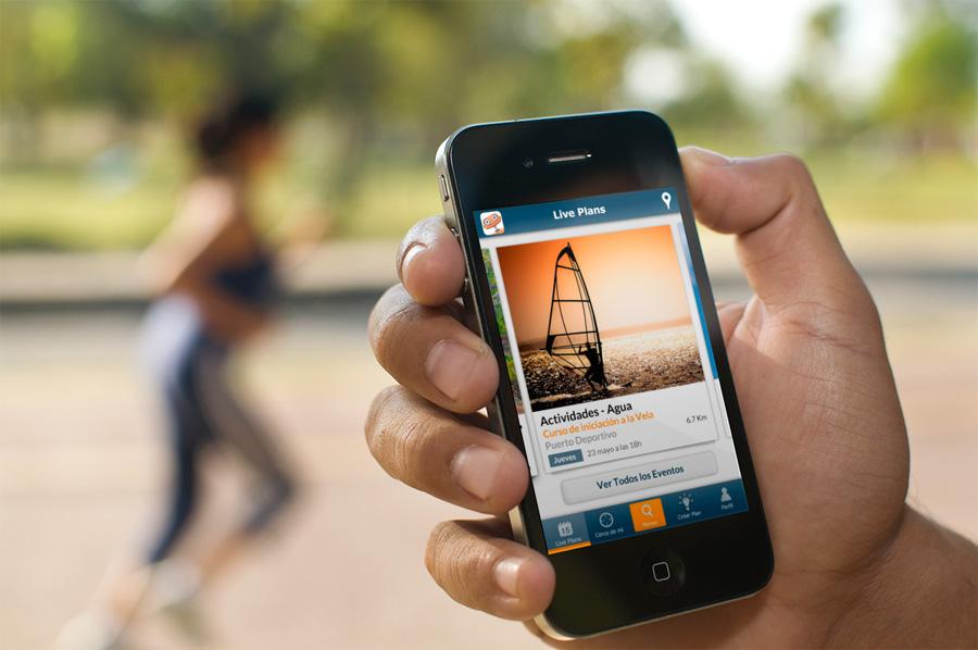 Nace MyPlanFinder, una aplicación para que nunca viajes solo