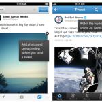 Twitter para iOS ahora permite ver cómo quedarán las fotos en tus tweets