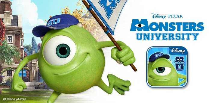 Monsters University Catch Archie