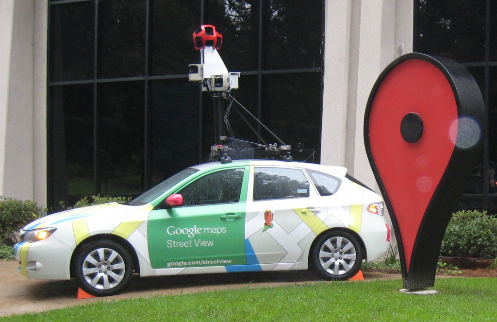 google-maps-cars