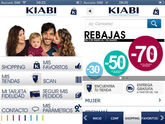 kiabi-app
