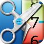 logo app notas de corte