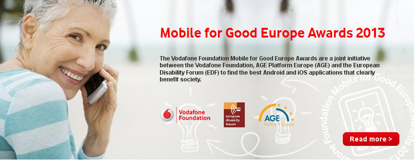 mobile for good
