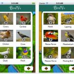 Pájaros confundidos por apps que trinan