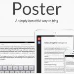 Automattic se hace con Poster, un cliente de WordPress para iOS