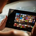 Xperia Tablet Z de Sony: atracón de apps en la tableta Android más delgada del mercado