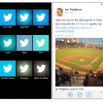 Twitter incorpora filtros a su aplicación de Windows Phone 8