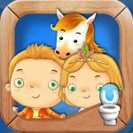 Potty Training App, una aplicación para que los niños aprendan a ir al baño y dejen el pañal