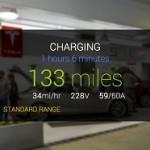 GlassTesla, la app para controlar el coche mediante Google Glass