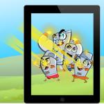 IsdinSunGame, un juego para iOS y Android que enseña a los niños a protegerse del sol