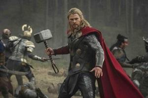 Thor El Mundo Oscuro juego oficial