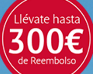 Canon reembolsa con hasta 300 euros la compra de productos EOS