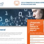 U-tad lanza el ciclo formativo de grado superior en desarrollo de aplicaciones web