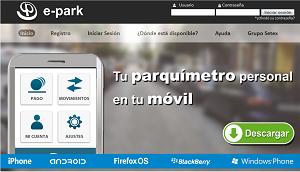 e-park app