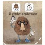 El Oledor Explorador, el primer cuento adaptado a pictogramas para niños autistas, quiere convertirse en app