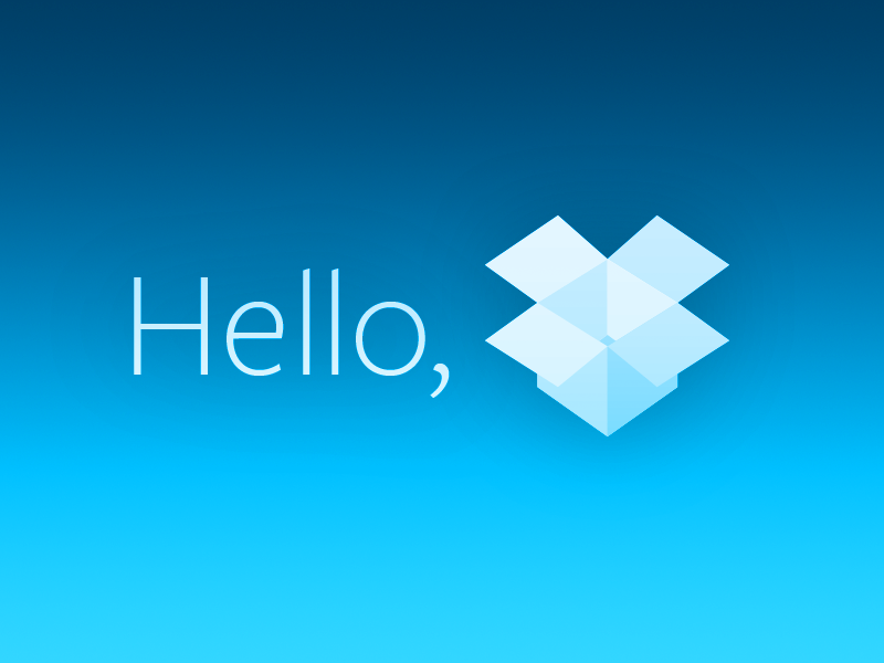 hello-dropbox