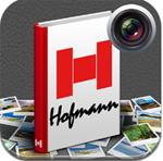 Hofmann lanza una aplicación para crear álbumes y fotolibros desde el iPad
