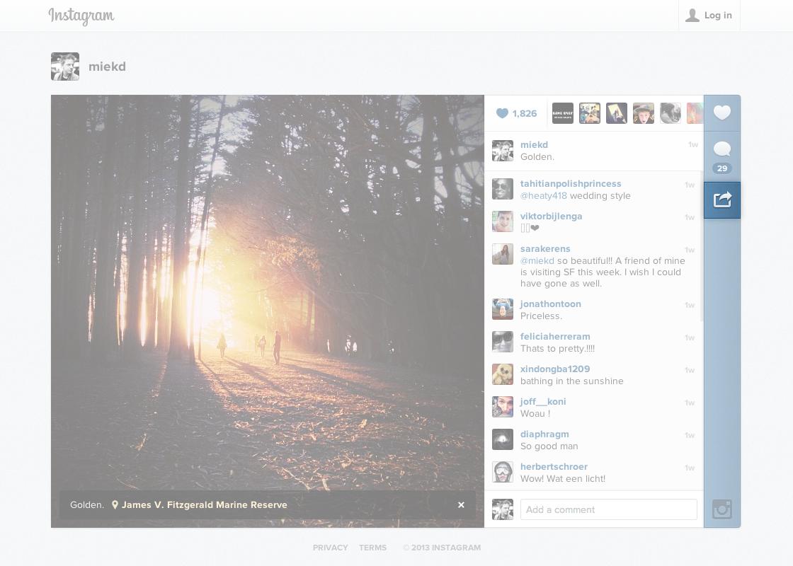 Instagram ya permite embeber sus v deos en la web for Codigo nuevo instagram