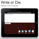 Write or Die, la app que te ayudará a no dejar de escribir