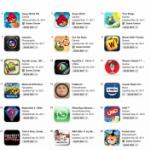 Apple quiere que la App Store tenga unos rankings más fieles a la realidad