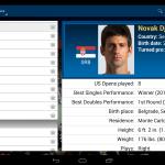Ahora sí está disponible la versión 2013 de la app del US Open
