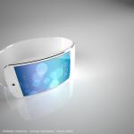 iWatch 'concept' de Apple con iOS 7