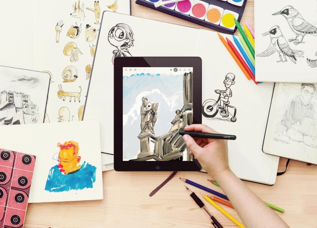 El bloc de notas digital Bamboo Paper se actualiza para iPad