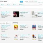 Un tercio de las apps del BlackBerry World han sido creadas por un solo desarrollador