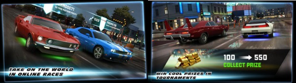 Fast & Furious 6 The Game screenshots