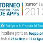 Quedan dos días para que el Torneo Universitario de Apps 2013 para desarrolladores de Latinoamérica cierre inscripciones