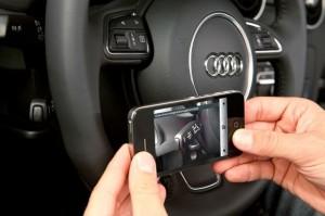 eKurzinfo: la app de Audi que convierte tu smartphone en un manual de instrucciones con realidad aumentada