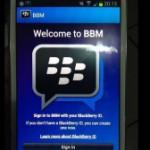 Samsung ya estaría publicitando BlackBerry Messenger para sus dispositivos