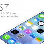 La versión definitiva del nuevo iOS 7 podría ser presentada en septiembre