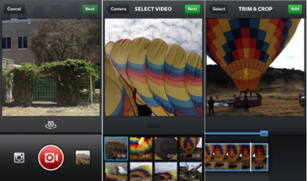 instagram 4.1 screenshots