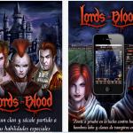 Conviértete en un vampiro medieval con Lords of Blood