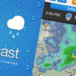 Minutely: un Waze para conocer la situacion meteorológica con gráficos en 3D