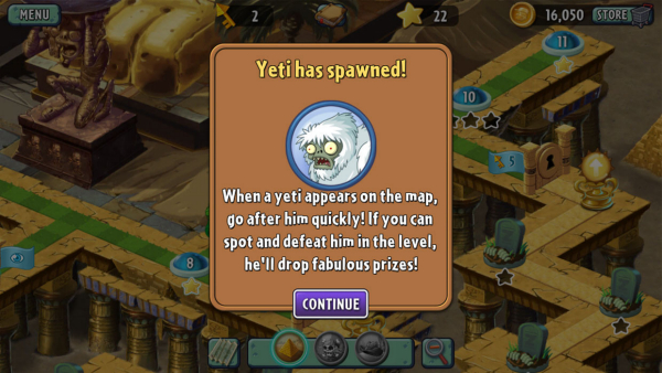 pvz2_cheats_7_yeti_zombie