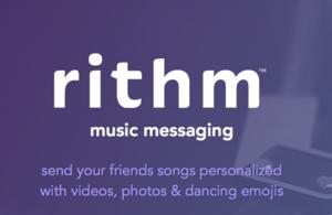 Rithm, el Vine para compartir música