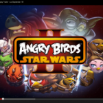 Ya está en la red el vídeo oficial de Angry Birds Star Wars II