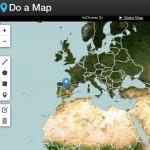 Do a Map, una webapp gratuita para crear y compartir mapas online