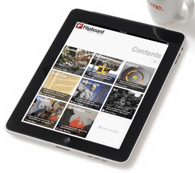 Flipboard se aproxima a los 85 millones de usuarios