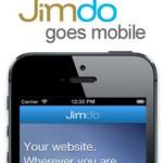 Nueva app de Jimdo para iOS: movilidad y creación de páginas web