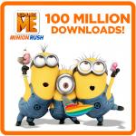 El juego oficial de los minions para iOS y Android supera ya los 100 millones de descargas